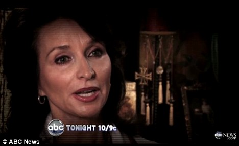 Life-changing: Houston therapist Mary Jo Rapini is among the group interviewed for ABC News programme Beyond Belief: Near Death Experiences