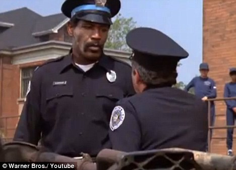 Leading role: He appeared in all of the Police Academy movies after a successful NFL career