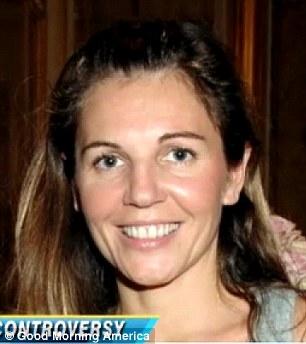 Thylane Loubry Blondeau's mother Veronica Loubry
