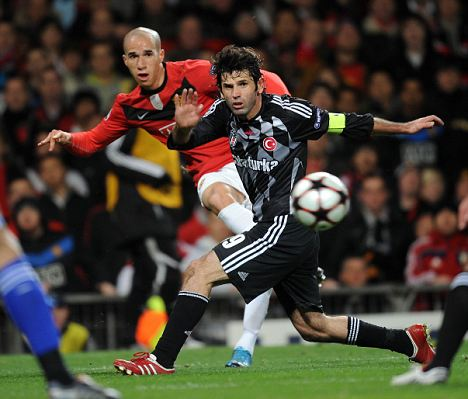 Out of favour: Gabriel Obertan has failed to make an impression at United