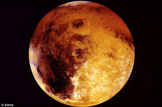 New findings: The features could be the first definitive evidence of present-day liquid water on the Red Planet