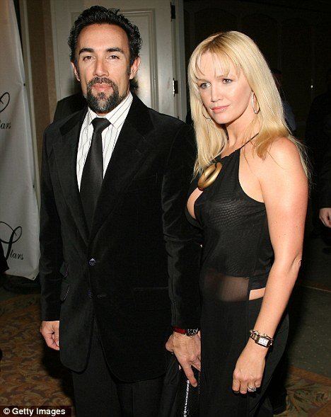 Love: Francesco with his ex-wife Julie, in happier times back in 2006