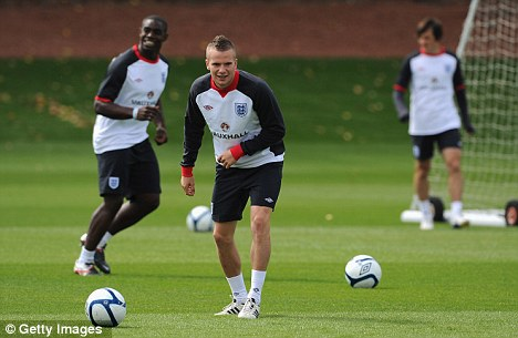 Waiting game: Tom Cleverley has been denied his debut