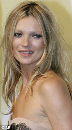 Kate Moss' lifestyle motto has been accused of promoting anorexia