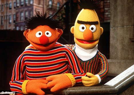 'Best friends': Sesame Street producers say the muppet duo are platonic