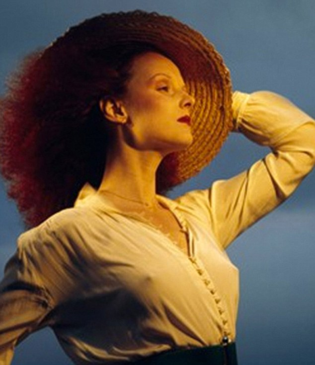 U.S. Vogue's longtime stylist, Grace Coddington, 70, is the subject of a forthcoming photography exhibition, put together by her ex-husband Willie Christie