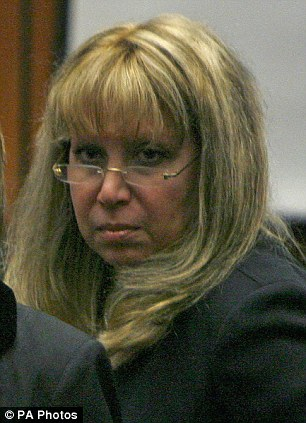 Spector's defence lawyer Linda Kenney Baden his murder trial