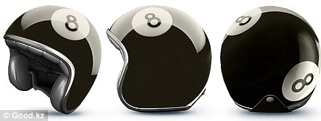 Telling your future: The 8 ball design