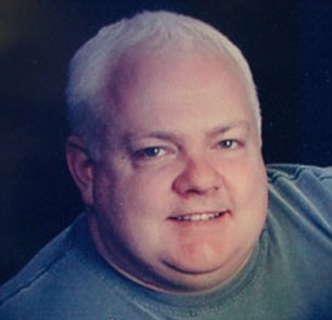 Crushed: Glenn Goodrich, 49, of Indianapolis, will be missed by his colleagues at Ikelite