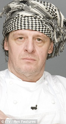 If you can't stand the heat...: High profile chefs Rick Stein (left) and Marco Pierre White have both had rocky marriages