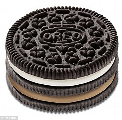Monster: The new double-tripple Oreo is set to become a hit