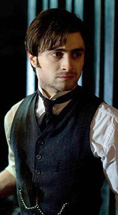 Latest role: Radcliffe will star in new film The Woman In Black