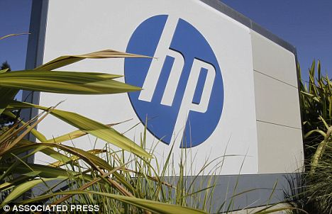 Competition: HP has been suffering in the face of success from tech rivals Google and Apple