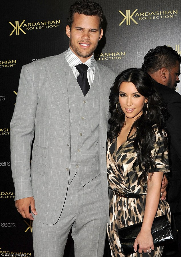 Doing it twice: Kim Kardashian and her fiancé Kris Humphries are planning a post-wedding bash in New York ten days after their nuptials this Saturday