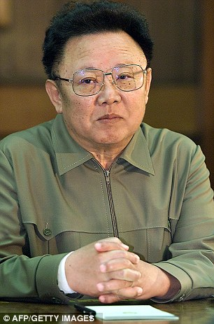 Despot: The forged dollars are printed in Kim Jong Il's North Korea