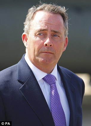 Credit: Defence Secretary Liam Fox has praised the role of the RAF in the ongoing Libya conflict