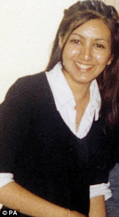 Shafilea Ahmed, 17, vanished from her home in Warrington, Cheshire, in September 2003