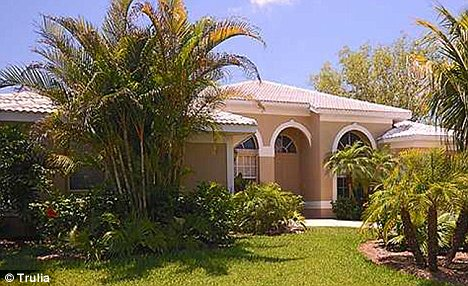 House or terror haven? This home, located at 4224 Escondito Circle in Sarasota, Florida, was probed by the FBI and was found to have several ties to the 9/11 hijackers