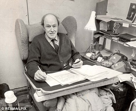 Familiar pose: A 1979 photograph of the author at work
