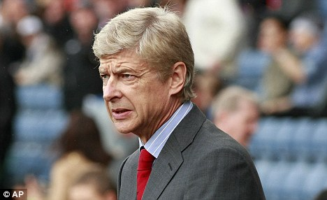 Plenty to ponder: Wenger is facing his biggest crisis in 15 years