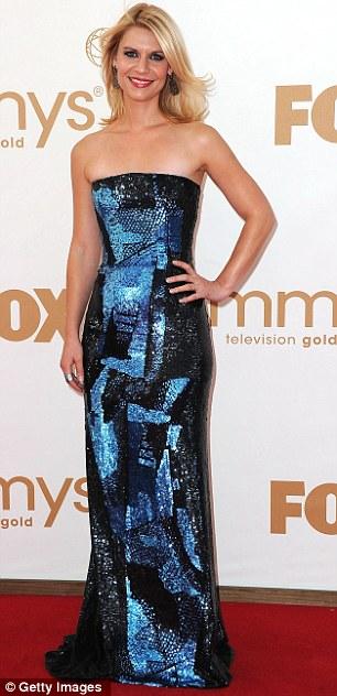 Bright: How I Met Your Mother's Cobie Smulders and Clare Danes in Oscar de la Renta