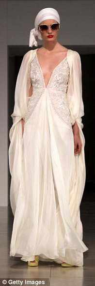 Alice Temperley show at LFW