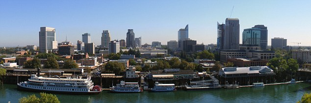 Sacramento came in third place in the survey, one of a number of California cities in the top 20 worst places to live
