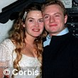 KATE WINSLET & JIM THREAPLETON .... WEDDING RECEPTION HELD AT THE CROOKED BILLET PUB IN STOKE ROW, OXFORDSHIRE.