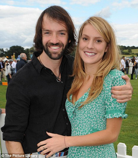 Not giving up: Ned's estranged wife Eliza reportedly wants him back