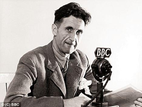 'Newspeak': 1984 author George Orwell speaking on BBC Radio