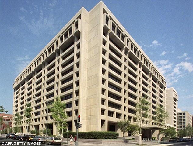 Nerve centre: International Monetary Fund's headquarters in Washington, D.C.