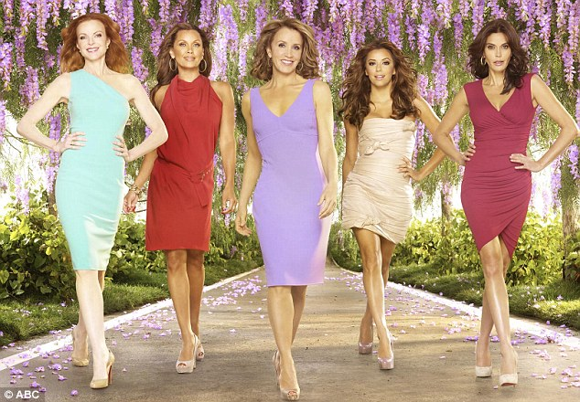 The beginning of the end: The final season of Desperate Housewives premiered tonight