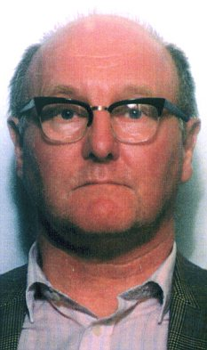 Convict: Roger Gleaves claims that being denied access to a toilet breaches his human rights