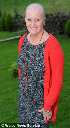 Catwalk queen: Brenda is to model in a Breast Cancer Care charity show