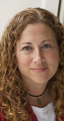 Change in fortunes: Sales of Jodi Picoult's (left) books have halved, but Tasmina Perry's book sales have doubled