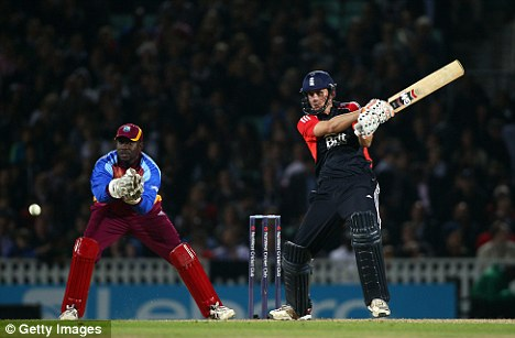 Specialists: Alex Hales and Jos Buttler will be added for the T20 international