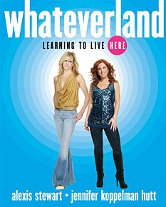 Untold story: Alexis makes her revelations in her new book, Whateverland: Learning to Live Here