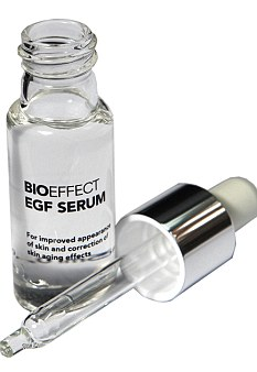 More expensive than diamonds: Bioeffect EGF serum claims to improve skin with just two drops but it is a £125 a pot