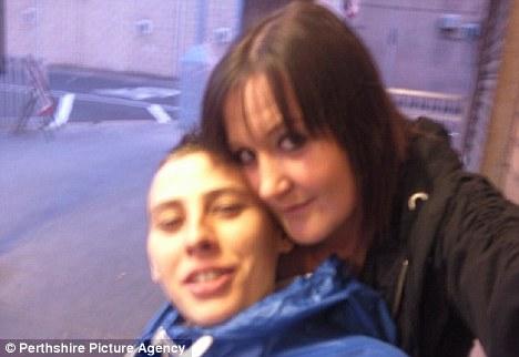 Couple: Samantha Brooks, who was known to Nicole Lindsay as Lee