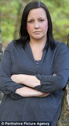 Duped: Nicole Lindsay who believed her partner was a man but was actually a female