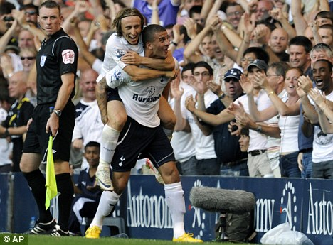 Just Fab! Capello gave a place to Walker after he scored against Arsenal