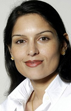 Priti Patel, Conservative MP for Witham, backed the school's investment