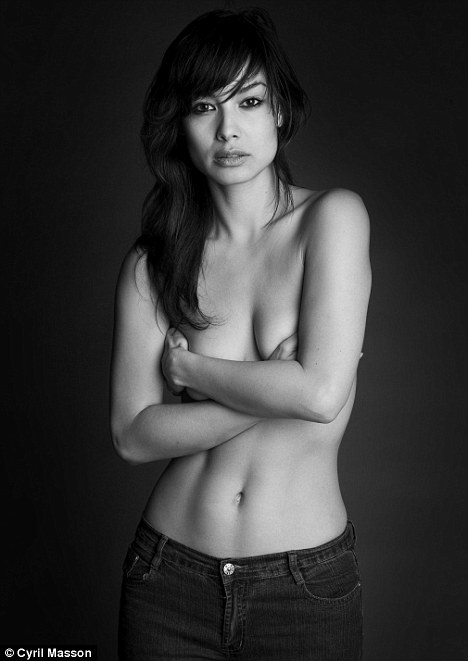 Bond bombshell: French actress Berenice Marlohe has been approved for the role of 007's latest girl