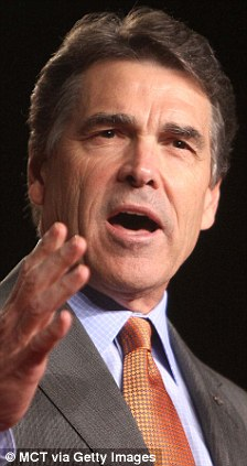 Republican presidential candidate Rick Perry was endorsed by a pastor who claims Mormons are cult members
