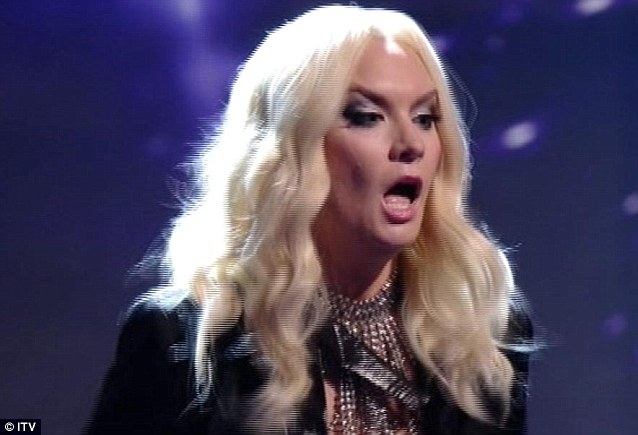 Shocked? Controversial Kitty Brucknell is through to the next stage of the competition