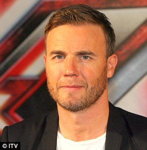 Tired: Even tempered Gary Barlow 'threw his toys out of the pram' after the first live show