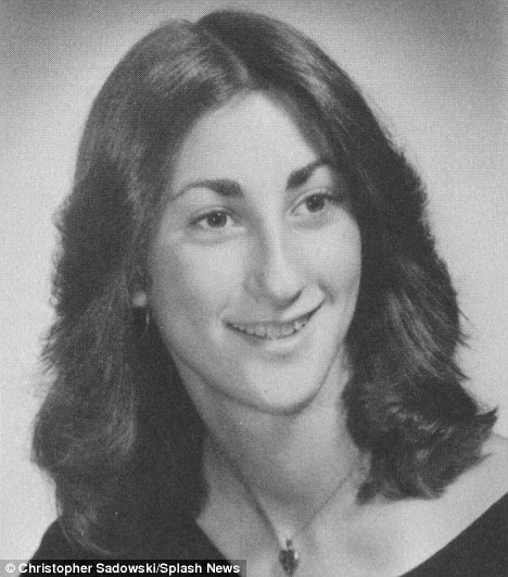 From high school to the high life: Nancy Shevell, who became Lady McCartney this weekend, is unrecognisable in her yearbook photo from 1977