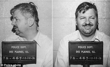 Killer clown: John Wayne Gacy was arrested in 1978, and executed in 1994, but the anguish of his crimes still resonates today