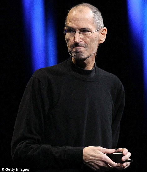 Claims: Steve Jobs, pictured in June, would probably be alive today if he had not put off conventional medical treatment in favour of alternative remedies, a leading cancer expert said