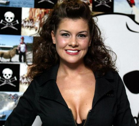 Imogen Thomas: 'I don¿t like the idea of the government paying off debt with money from cosmetic surgery'
